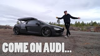 3 Reasons to NOT BUY an Audi R8