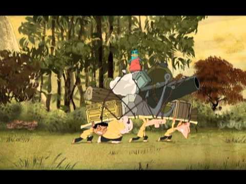 Phineas y Ferb: Como un Ornitorrinco Ser - El invento de ayer - Video Musical