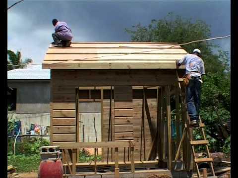 Jak zbudować bezpieczny drewniany dom