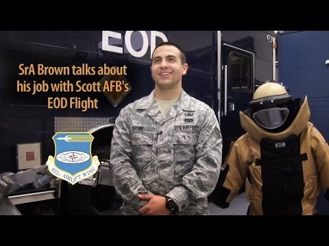 EOD: Scott Air Force Base