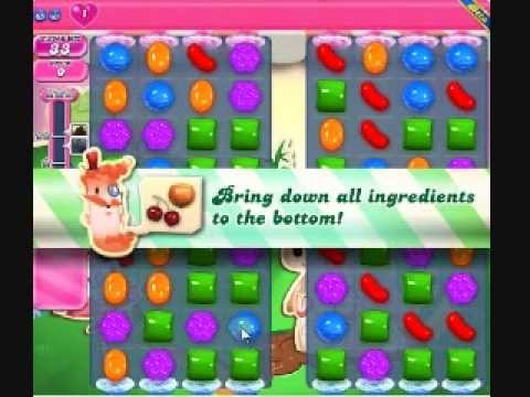 How to beat Candy Crush Saga Level 76 - 3 Stars - No Boosters - 114