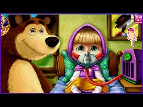 Nhóc siêu quậy và chú gấu xiếc: Gấu cấp cứu cho Masha (Masha Spring Allergy)