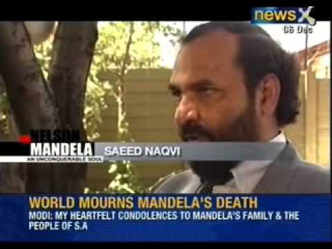 RIP : Anti-apartheid hero Nelson Mandela dies at 95 - NewsX