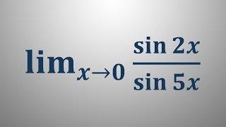 Limita trigonometrične funkcije 3