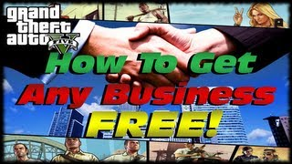 GTA 5 Free Business Glitch! How To Buy ANY Property For