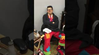 Finale prank on Ivan Ringling bros 2016