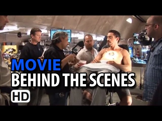 Iron Man (2008) Grounded in Reality - B-Roll Making of & Behind the Scenes