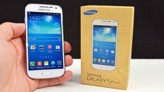 Samsung Galaxy S4 mini kutu açılımı ve inceleme