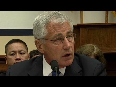 Hagel: Time was not on our side