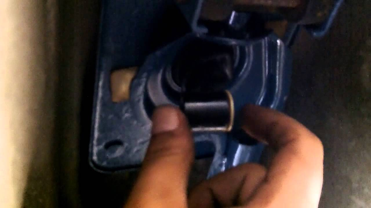 Shifter Bushing Replacement Youtube