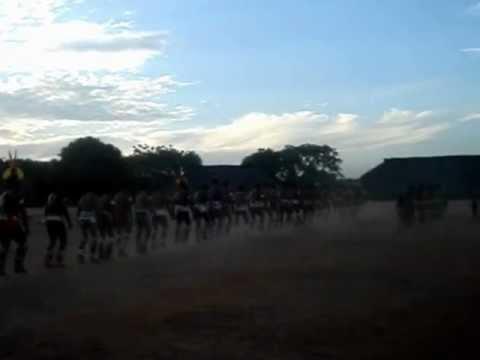 A Dança do Kuarup