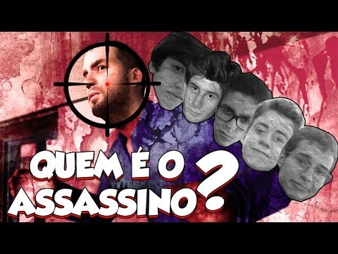 QUEM É O ASSASSINO?! - GMOD MURDER