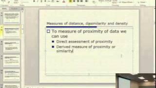 Data Mining 3/16/2011