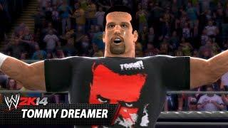WWE 2K14 Community Showcase: Tommy Dreamer (PlayStation 3