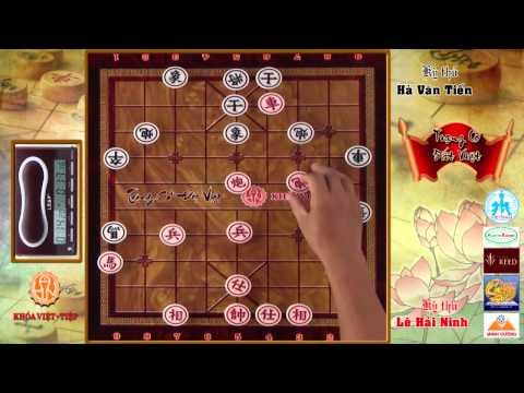 Trạng Cờ Đất Việt 2015 - Vòng 1-8 - Lê Hải Ninh vs Hà Văn Tiến