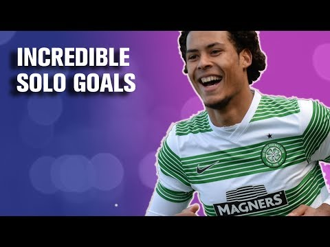 Incredible solo goals | SPFL Extra