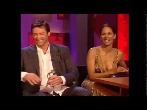 Halle Berry and Hugh Jackman Part Two of Two on Jonathan Ross Complete Full Interview