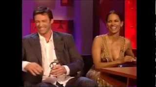 Halle Berry And Hugh Jackman Part Two Of Two On Jonathan