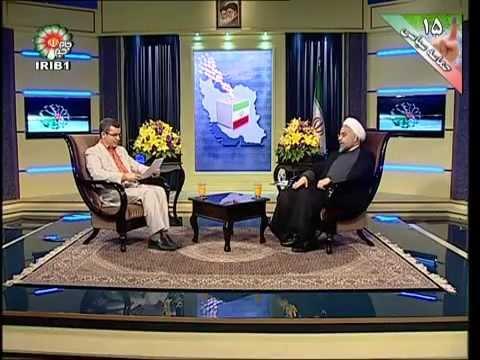 پاسخ به سؤالات ایرانیان خارج از کشور - حسن روحانی - ۱۳۹۲  - Hassan Rouhani