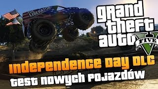 GTA V 1.15: DLC The Independence Day (Dzień