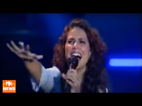 Sonda-me, Usa-me - Aline Barros ( Ao Vivo)