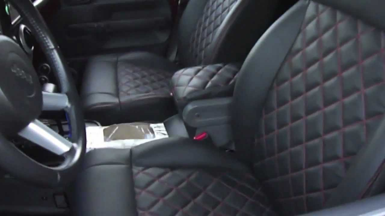 Jeep Gets New Seats