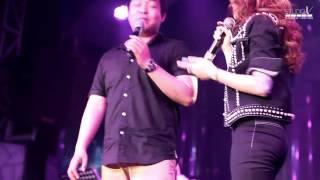 Quang Lê - Mỹ Tâm tại bar MTV