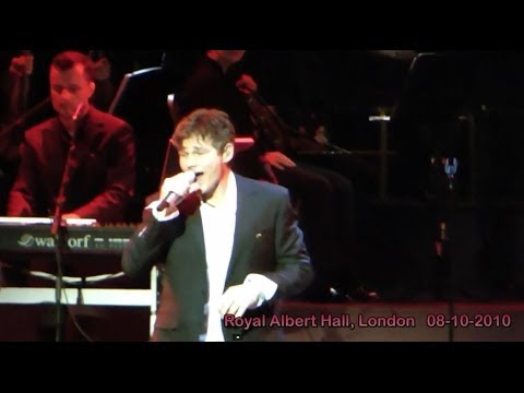 a-ha live - Take on Me (HD), Royal Albert Hall, London 08-10-2010