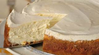 New York Cheesecake Recipe & Video