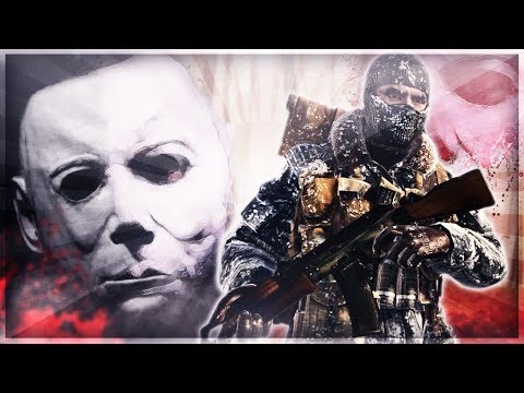 Michael Myers Call of Duty Ghosts
