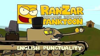Tanktoon - Anglická přesnost