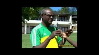 Sewenet on The Coming Playoff and The Friendlies ethiobest Video