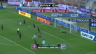 Los mejores goles. Fecha 7. Torneo Primera División 2014.