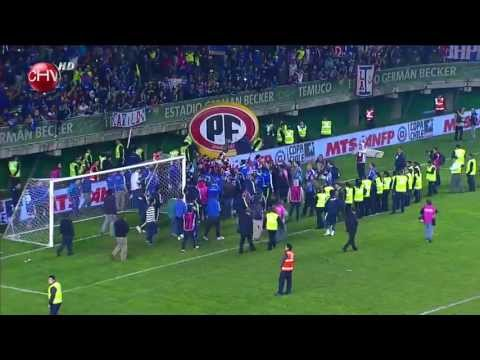 U de Chile 2-1 U Catolica Final Copa Chile 2012/2013 CHV HD