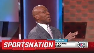 Byron Scott declares it: LeBron James and Kawhi Leonard will go to the Lakers | SportsNation | ESPN