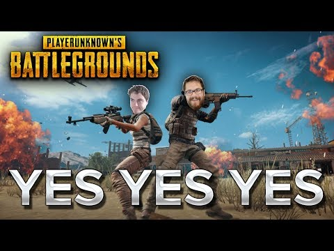 PUBG : YES YES YES