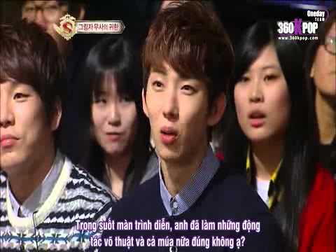 VIETSUB Star King Ep 293 2AM Infinite G NA clip1