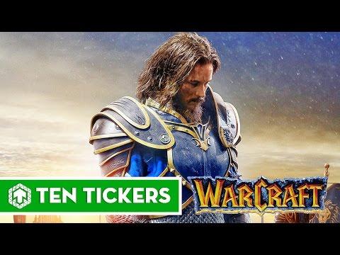 Top 10 phim đáng chú ý ra mắt trong tháng 6/2016 | Ten Tickers Theater 2