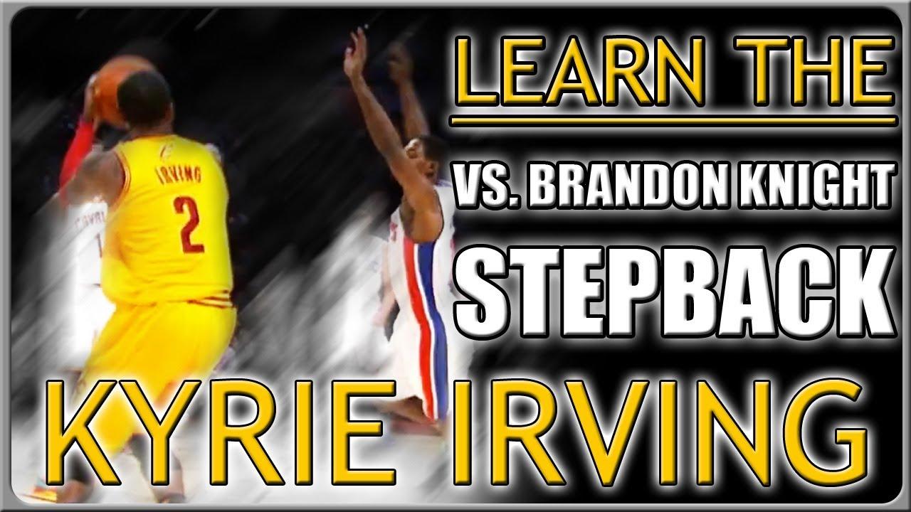 Kyrie Irving VS. Brandon Knight Crossover Stepback Move ...