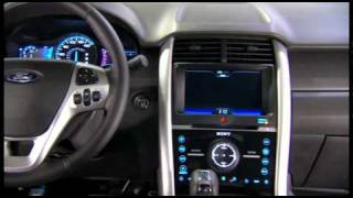 All New Ford Edge 2011 Interior videos
