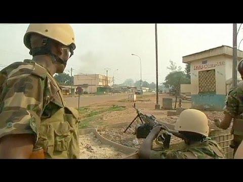Nouveaux affrontements à Bangui