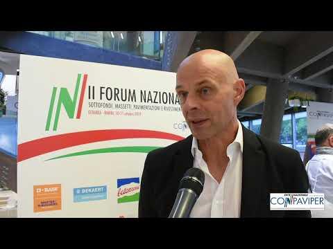 I pavimenti fibrorinforzati e il processo di qualifica: il commento di Gian Luca Pagazzi