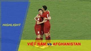 Hòa Afghanistan, ĐTVN chính thức giành quyền dự VCK ASIAN CUP 2019 tại UAE