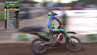 2016 Monster Energy Supercross - Round 17 - Las Vegas, NV