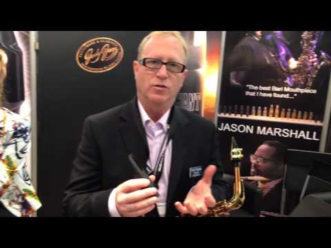 JodyJazz HR* bari mpc introduced by Jody Espina @ MusikMesse 2014