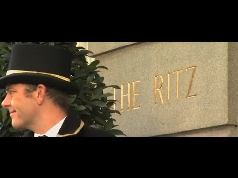 The Ritz Hotel, London - Video Production Luxury Travel Hotel Film