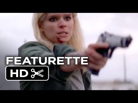 Transcendence Featurette - Guarding The Threat (2014) - Kate Mara, Johnny Depp Movie HD