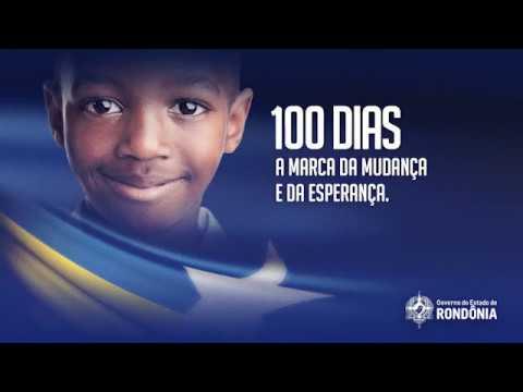 Gestão 100 dias: Transmissão ao vivo