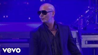 Pitbull - Echa Pa'lla (Manos Pa'rriba) (live)