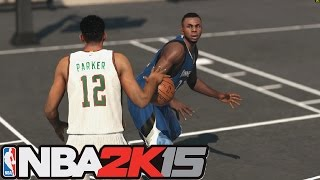 Nba 2k15 Jabari Parker Vs Andrew Wiggins NEW GAME MODE